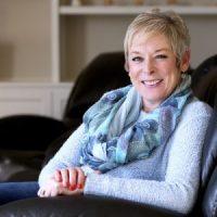 Senior woman testimonials